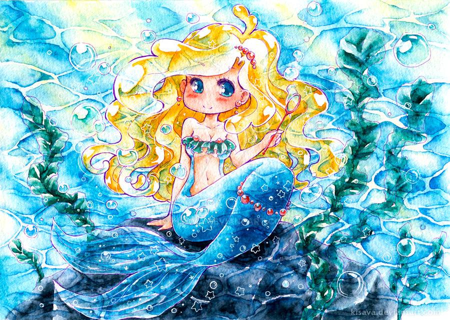 Mermaid by Kisava