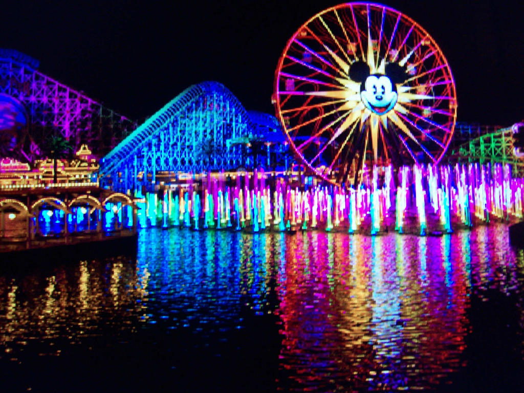 Disneyworld world of color by naturebe