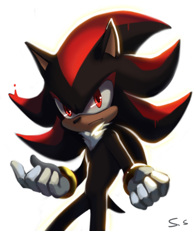Shadow The Hedgehog favourites by ShadowLvr15 on DeviantArt