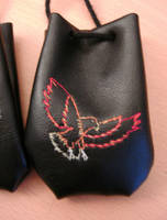 Phoenix pouch by unreal-hunter