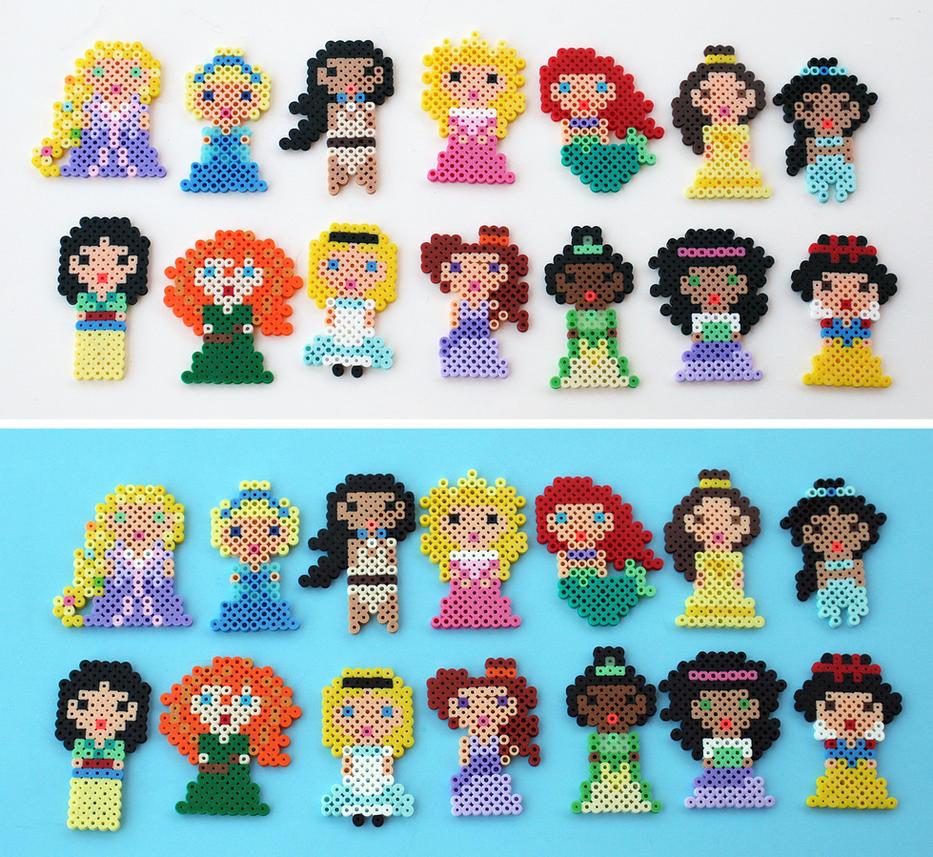 Mini Disney Princesses