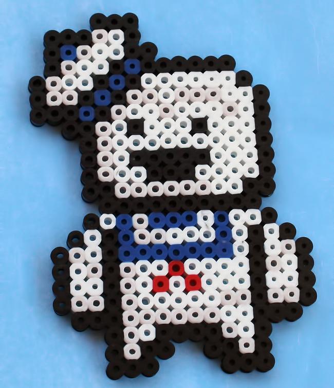 Ghostbusters Staypuft Marshmallow Man By Theplayfulperler On Deviantart