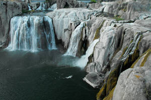 Shoshone Falls by Dani-the-Naiad