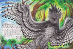 Harpy Eagle Month Calendar - July