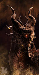 Black Dragon Kalameet