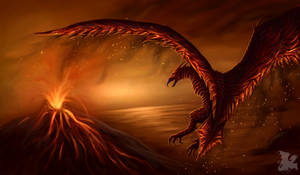 Rodan The Beast from the Abyss