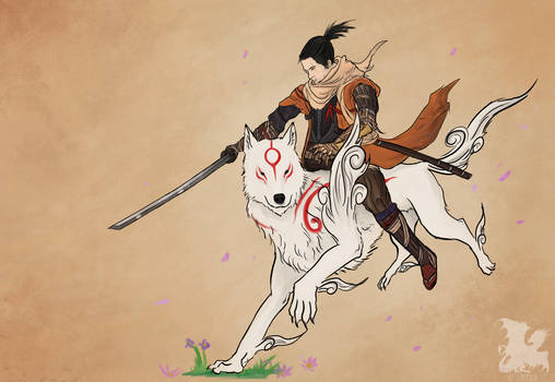 Okami And Sekiro