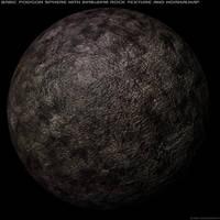 Hey look, a 3D rock ball.. by TehZee