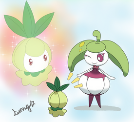 Sweet Scent #2 by SmugSneasel