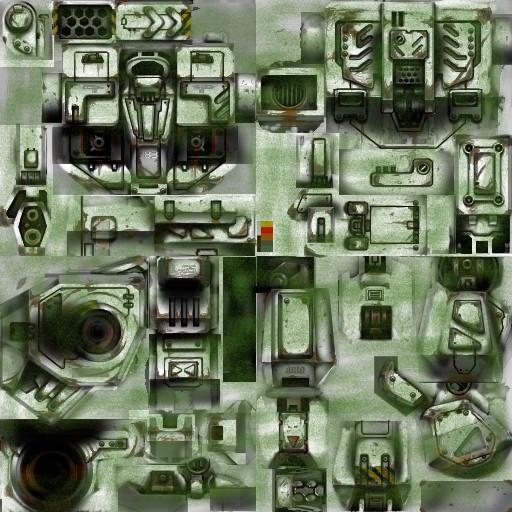 Hellbringer Light Green by modelmakermike on DeviantArt