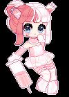 [C]pink nurse by lunacybunny