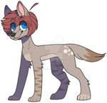 [CLOSED] Brown Doggo adopt!