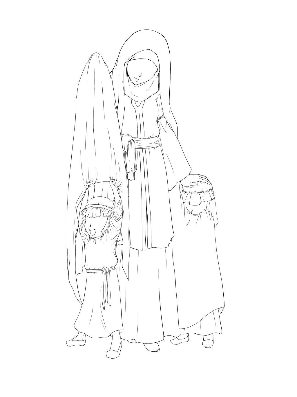 family of fatimah az zahra by sakuranishiwaki on deviantart