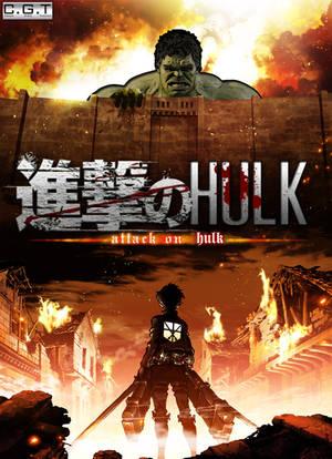 Attack on Titan Parody Attack on Hulk