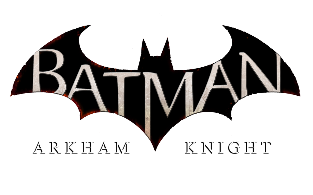 Batman Arkham Knight Fan Logo By TouchboyJ Hero