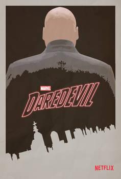 Marvel's Daredevil Series Poster