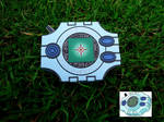 [Digimon] Digivice - Courage - Papercraft