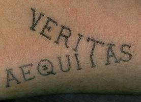 Fake Tattoo Boondock Saints by MrFeelGood