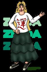 Street Casual Zelda