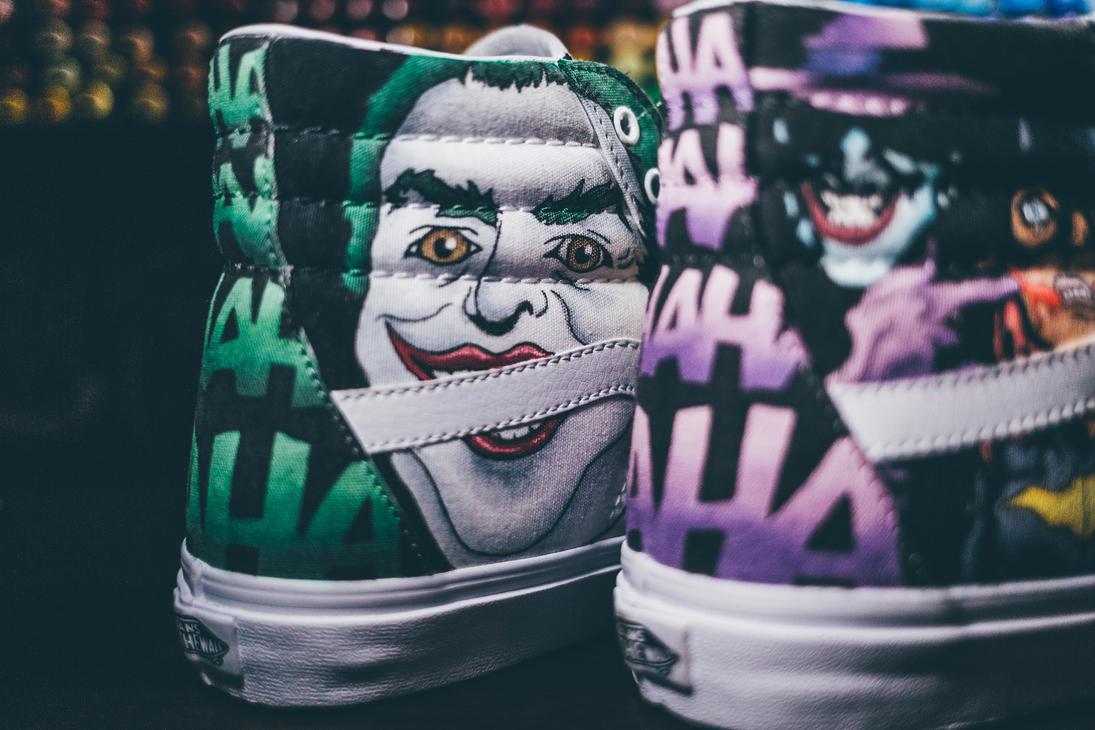 vans joker