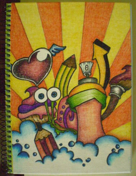 Caderno by janasuely