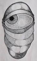 Old Pupa Eye
