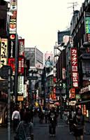 shibuya alley by onrelas