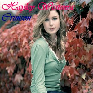 Hayley Westenra - Crimson by MagicalCrystal