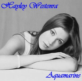 Hayley Westenra - Aquamarine by MagicalCrystal