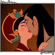 Mulan Shang by MagicalCrystal