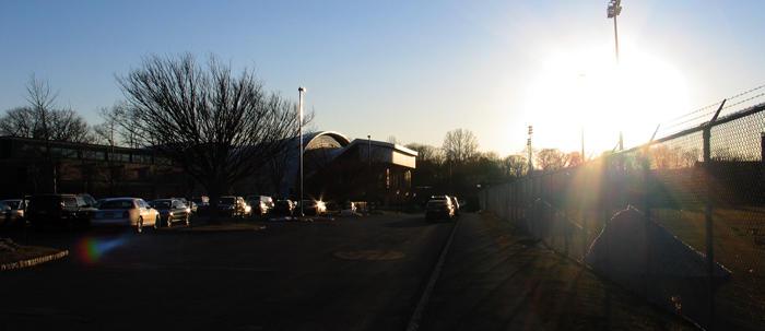 Gymnasium by phatsupra