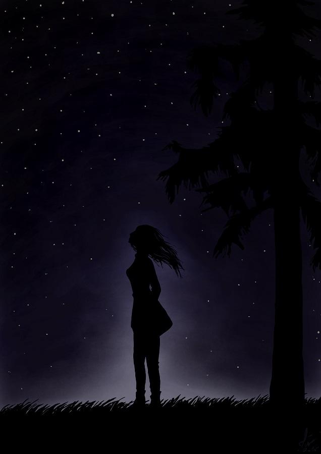 Kaikkeus (Universe) by Niittylilja