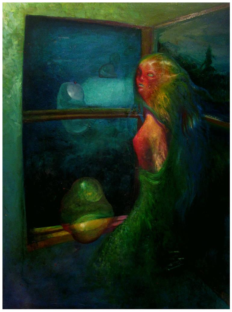 Night air by Tielin