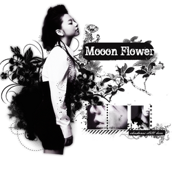 Moon Flower by Dir-En-K