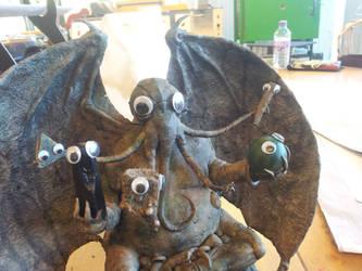 The Googly-eyed horror