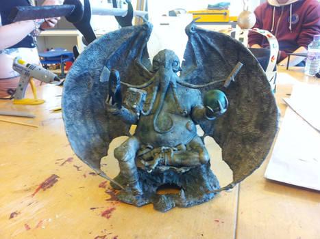 Horror in Clay - Final Sculpture