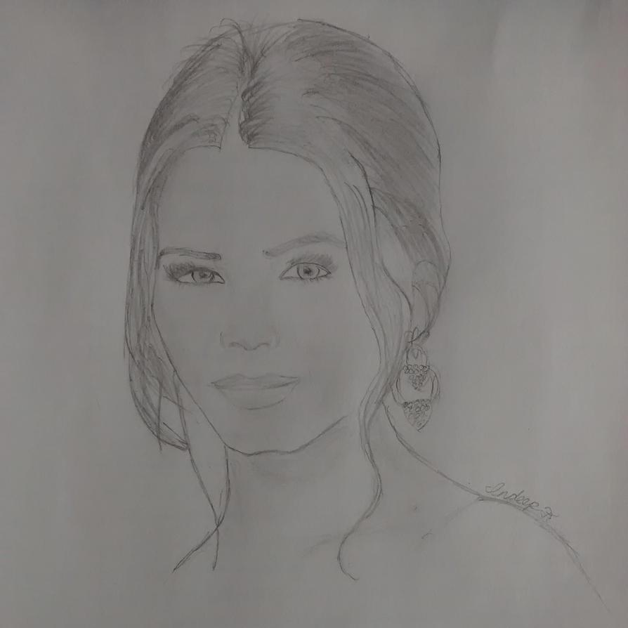 Jenna Dewan by alien990