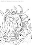 Hellia vs octopus