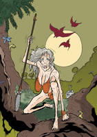 Shanna ungrowth age by wyattx