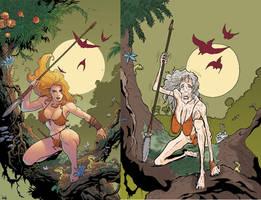 Ungrowth Shanna fan fiction by wyattx