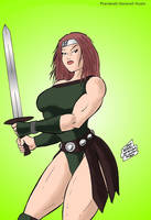 Phandora03 color by wyattx
