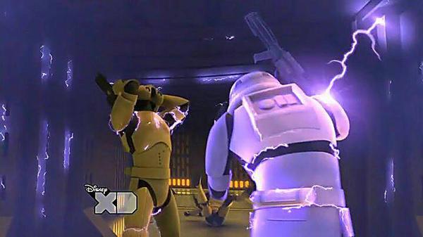 Troopers Screaming in Shock by Troopa-killa