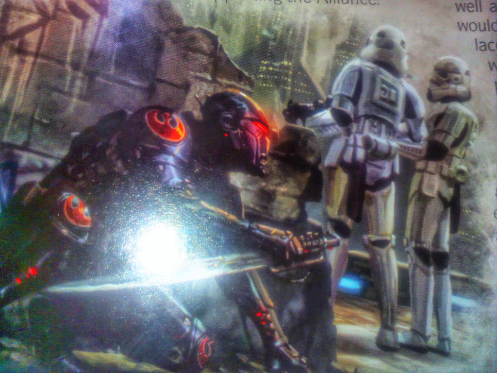Trooper Assassination by Troopa-killa