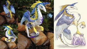 Iwabon Dragon Commission! - SOLD