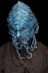 Aquatic Alien SFX Makeup by SonsationalCreations