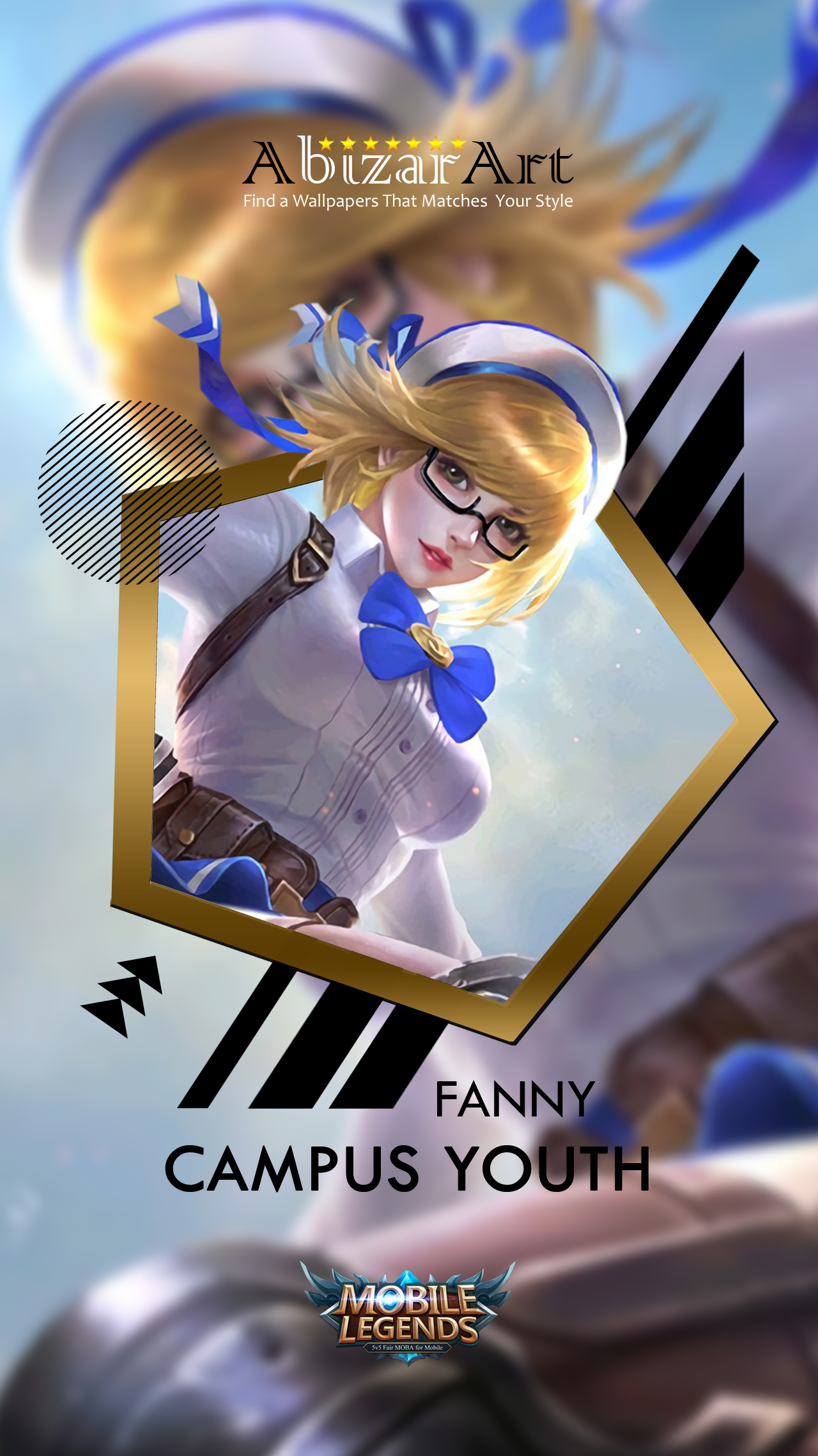 Fanny Campus Youth By Abizarartwallpapers On Deviantart
