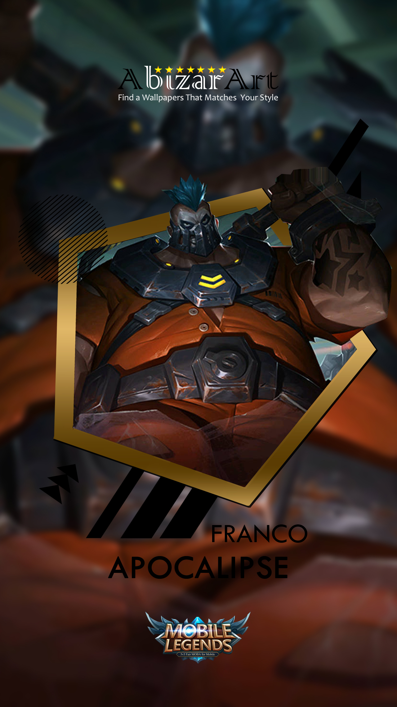 Franco Apocalypse By AbizarArtWallpapers On DeviantArt
