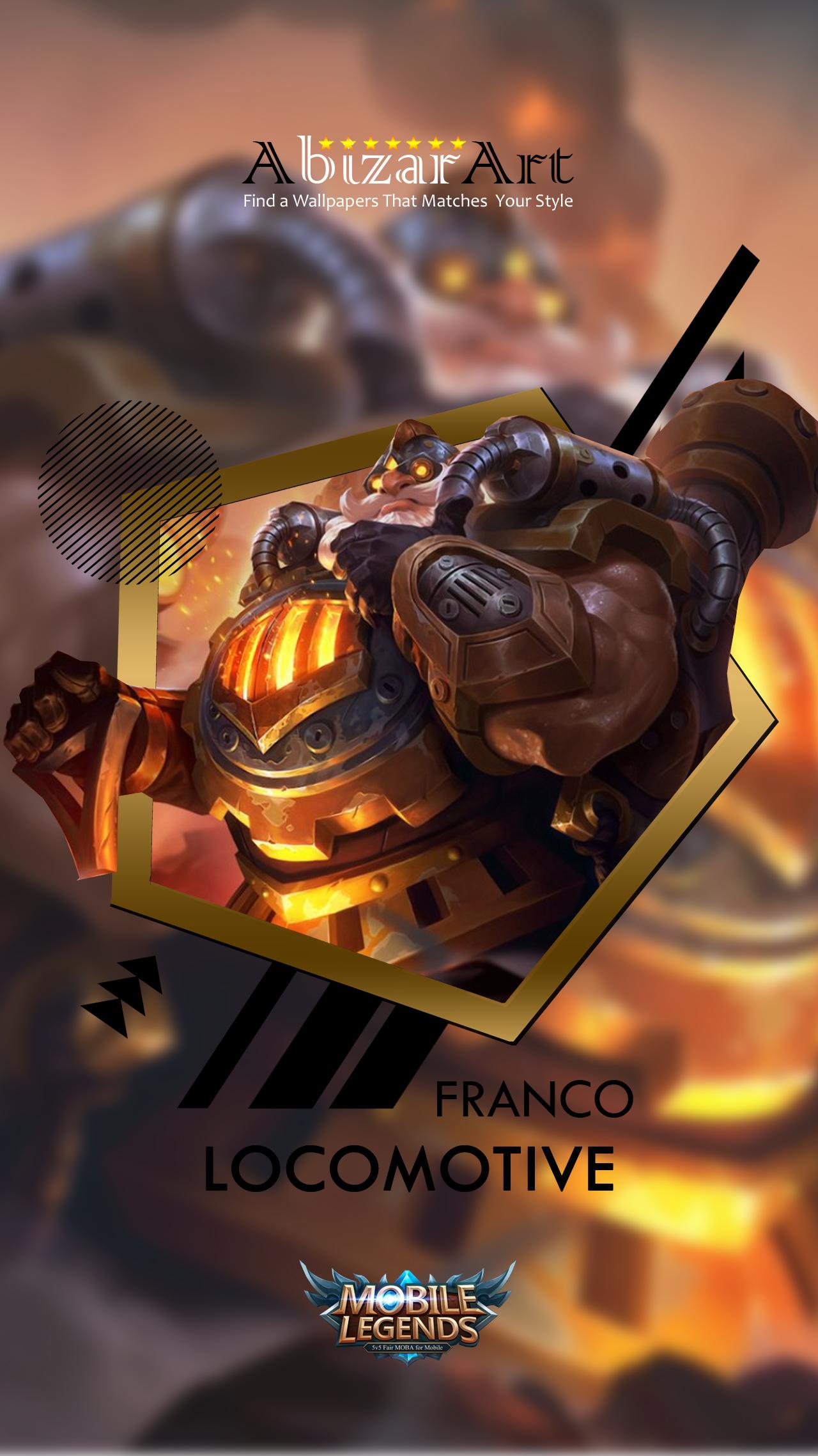 Franco Lo Otive By AbizarArtWallpapers On DeviantArt