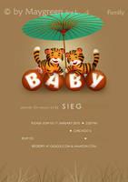 Baby Shower Invitations by Maygreen