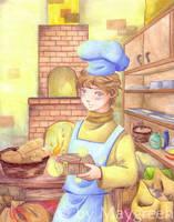 Bakerboy's Wish Box by Maygreen